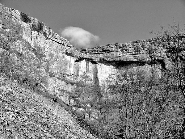 Malham Cove in Nth Yorkshire