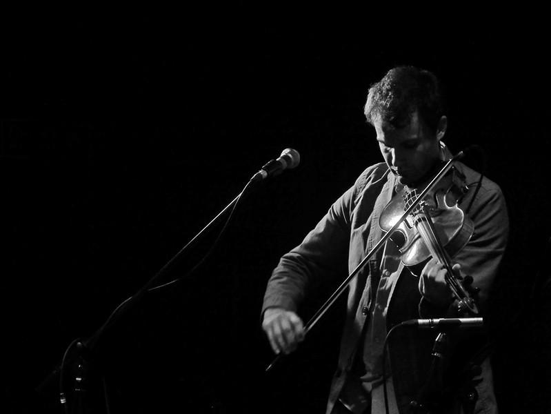 Adrian Dolan at Cluny II, Newcastle