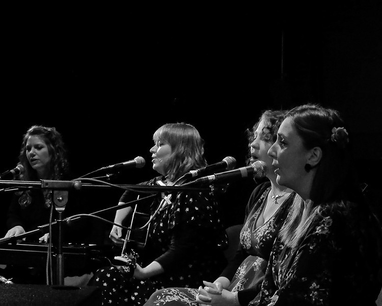 Cornshed Sisters at Cluny II, Newcastle