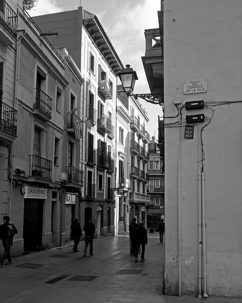 CH009418 Barcelona March Alan mono