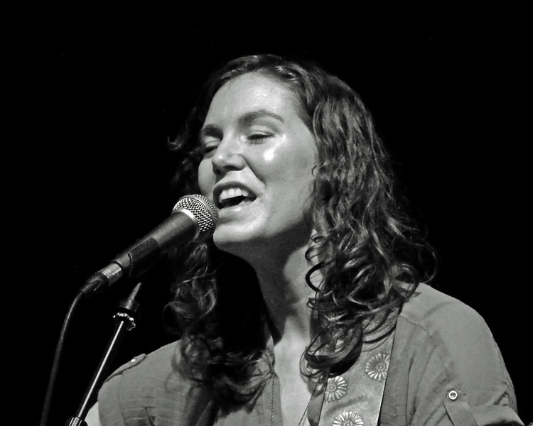 Singer-songwriter Catherine MacLellan at Live Theatre Newcastle