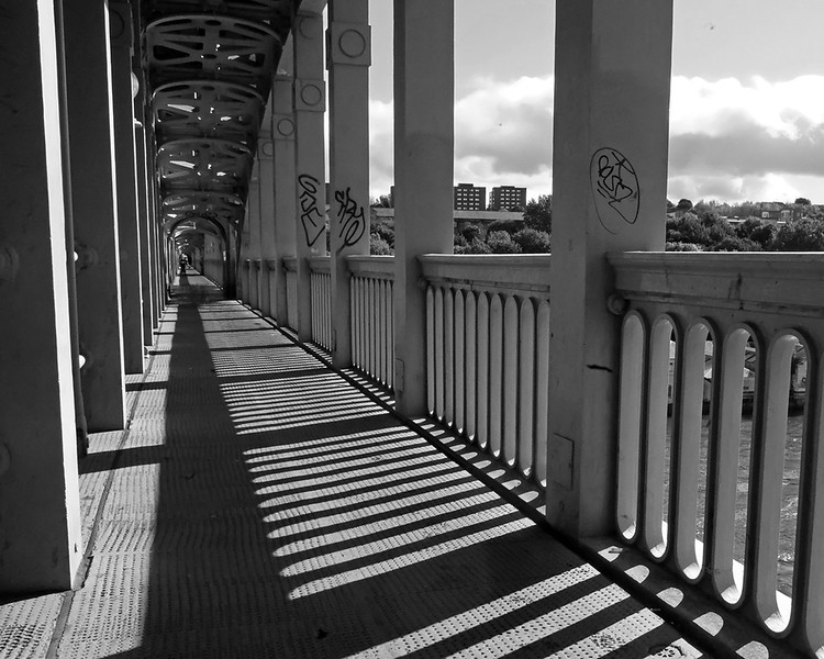CH002010 High Bridge Sept 2019 mono