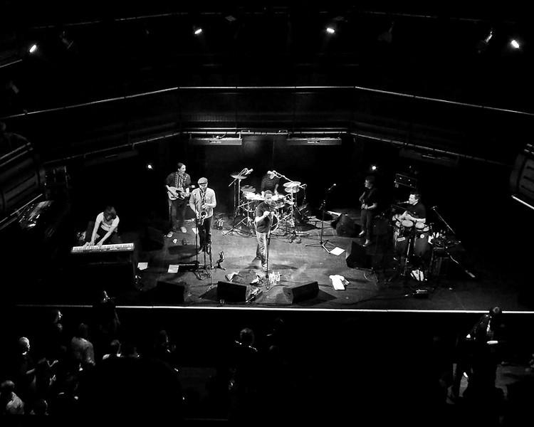 Smoove and Turrell at Sage Gateshead