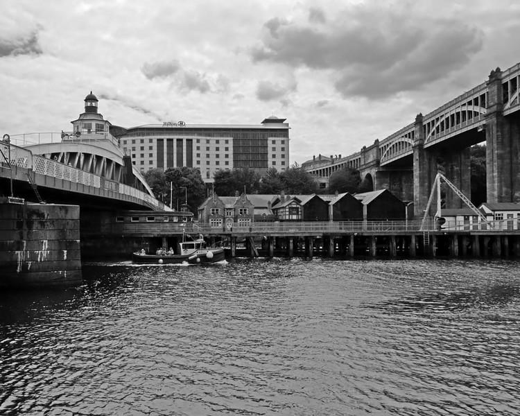 Newcastle Quayside