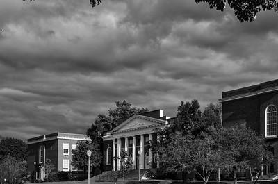 Andover Memorial Building III, mono