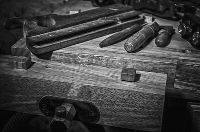 Woodworking tools VI