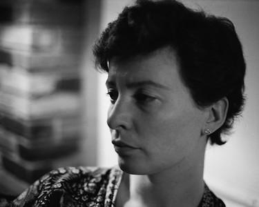 Claudia June 1982 profile