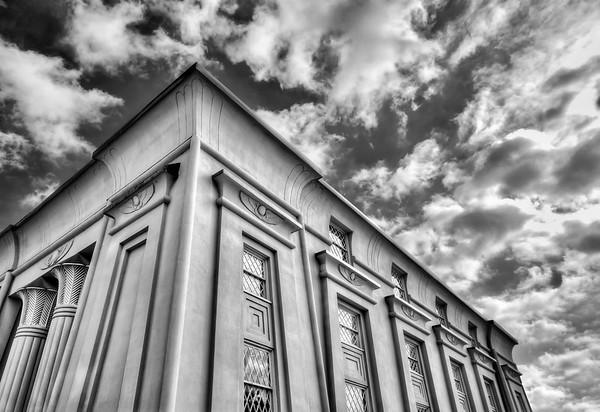 MCV Egyptian Building