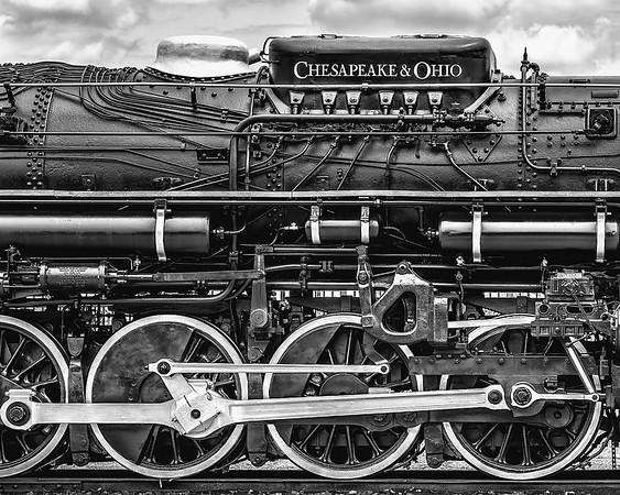 C&O Engine