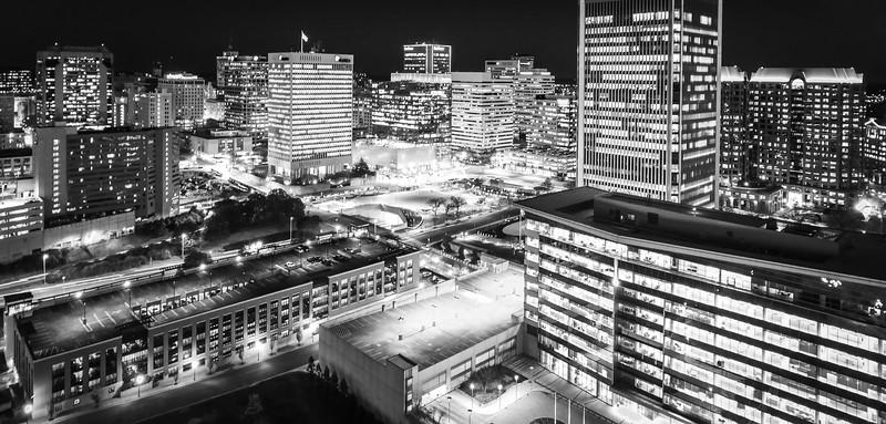 Cityscape Noir
