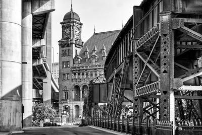 Retro Classic Main Street Station