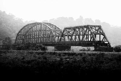 Carrie Furnace Hot Metal Bridge