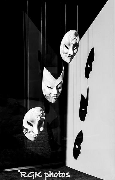 Masks, and Shadows, San Francisco