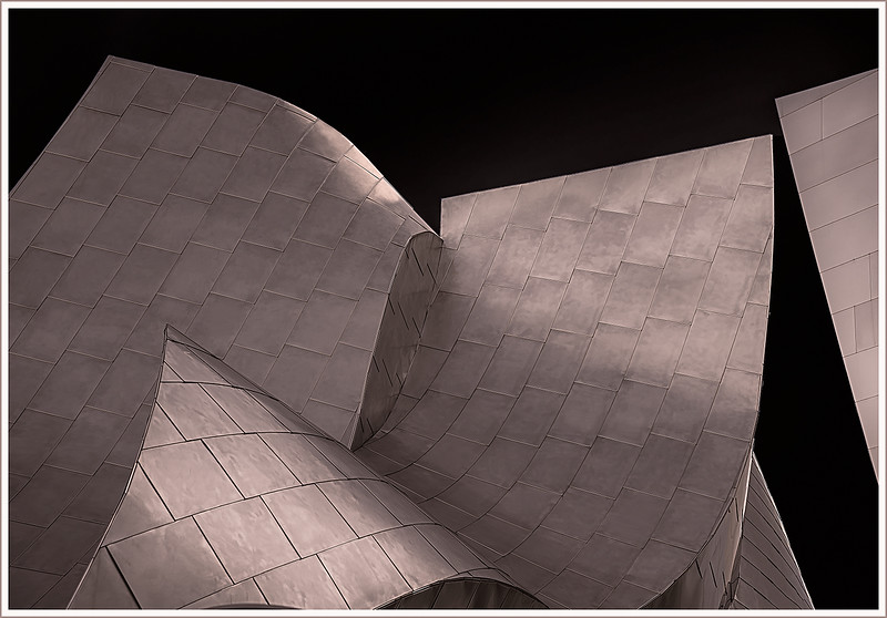 Gehry's Vision 2 , Disney Theater, Los Angeles.
