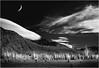 Crescent Moon, Yosemite