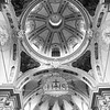Larry_1_Catherdral Ceiling Manheim, Germany BW - 1