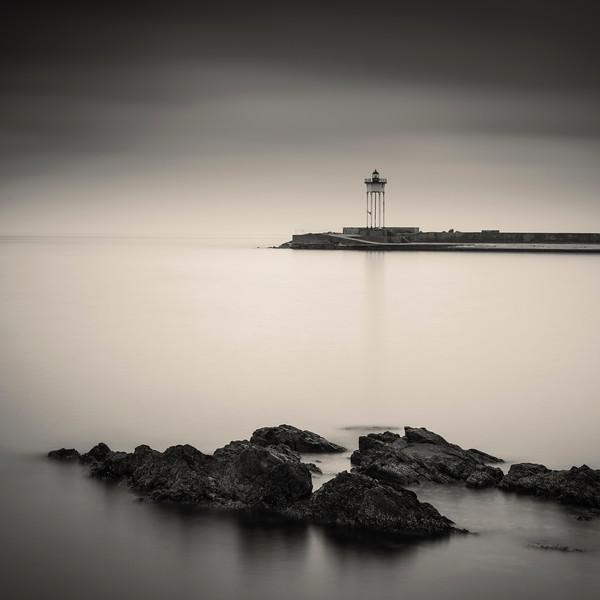 Port Vendres Lighthouse Study 3