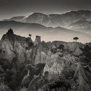 Les Orgues, Ille sur Tet, Pyrénées-Orientales, Occitanie, France