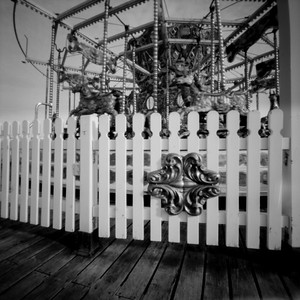 Merry Go Round, Brighton Pier, East Sussex, England