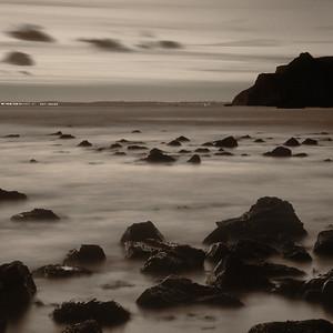 St Oswald's Bay, Dorset, England