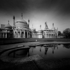 Royal Pavillion, Brighton, West Sussex, England
