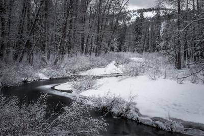 Cisco Grove Winter