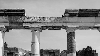 Pompeii | Lintel Detail