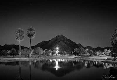 Piestewa Peak by Starlight