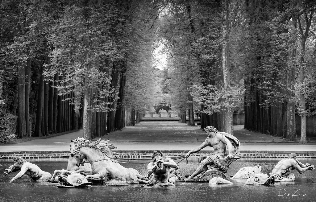 Versailles – Fountain of Apollo