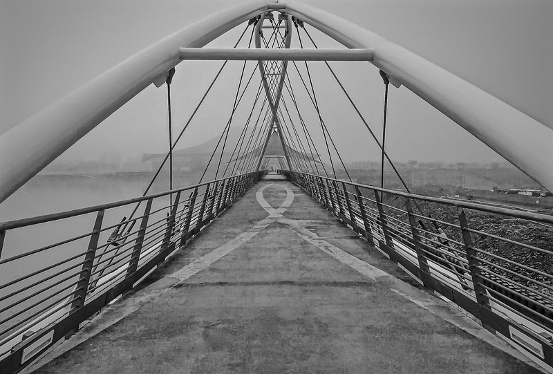 Pedestrian Bridge – Tempe Town Lake