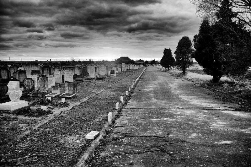 Jewish Cemetery in Rainham