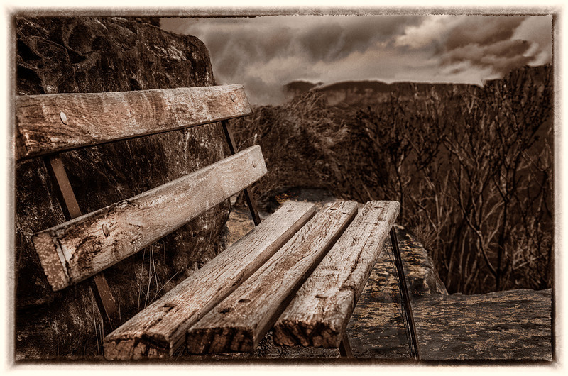 Bench with Altitude