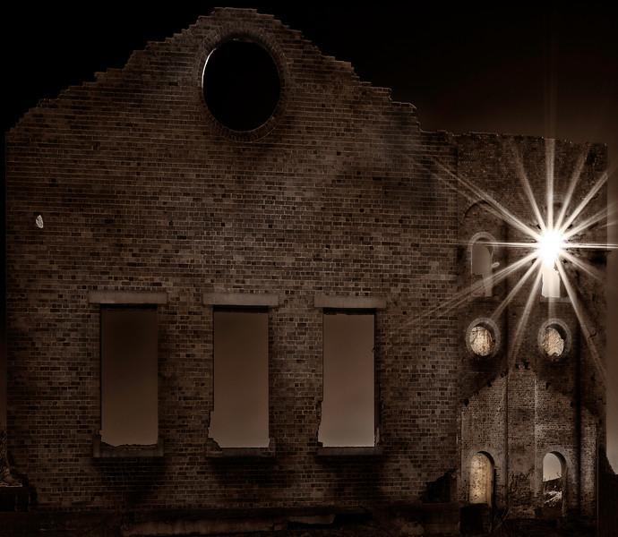 Abandoned Blast Furnace - Lithgow