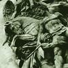 Monumental figural sculpture, Arc de Triomphe, Paris.