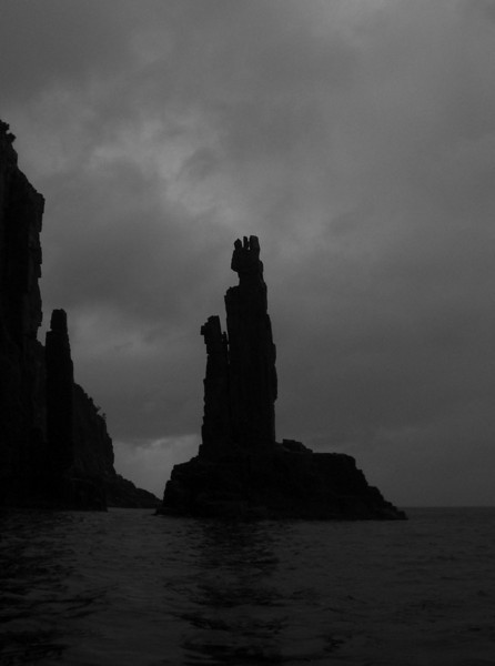 Bruny Island, Storm Bay, Tasmania, Australia.