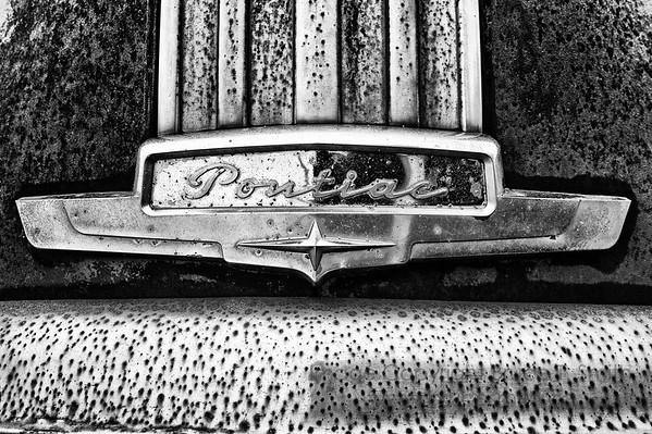 Pontiac Hood Emblem