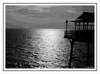 Clevedon pier, Somerset.