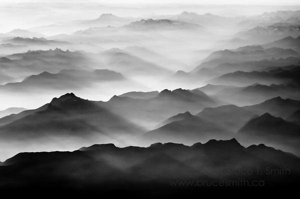 Moody Mountain Mists