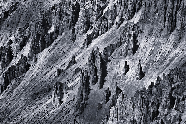 Farwell Canyon hoodoos