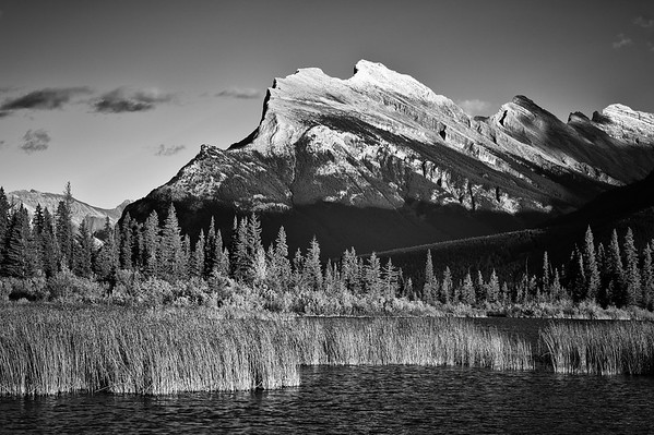 Rundle Mountain, Banff National Park