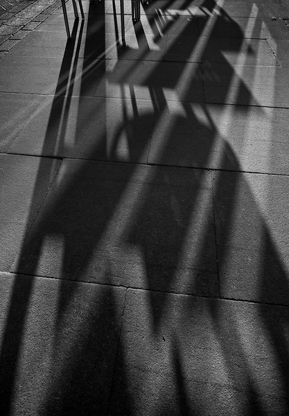 Abstract Shadows