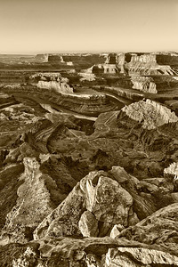 Canyonlands from Dead Horse Point