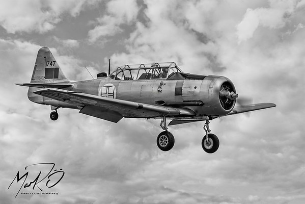 North American Harvard IV 'Taz'