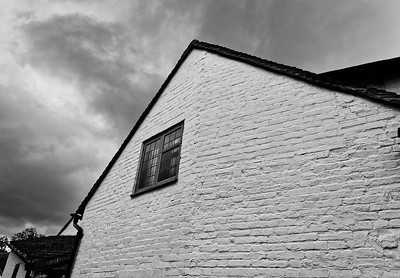 Windows and Angles, Shere, England