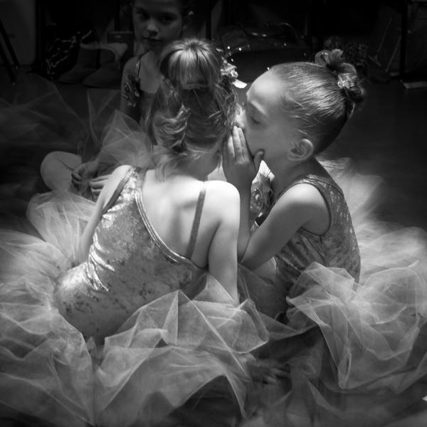 Ballerina Secrets