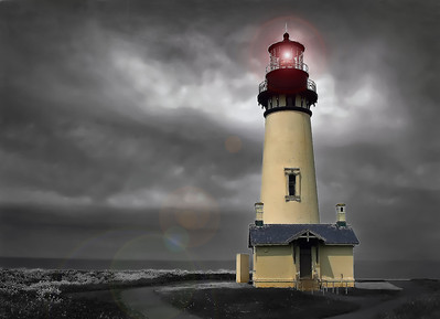 Yaquina Head Lighthouse, Newport Oregon