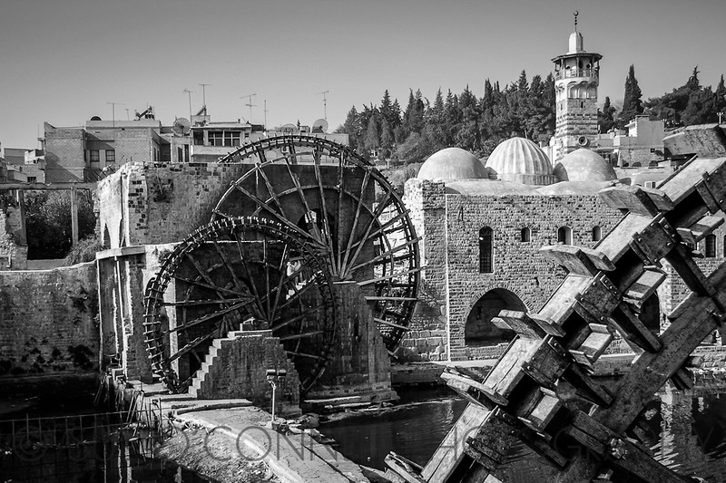 Waterwheels of Hama