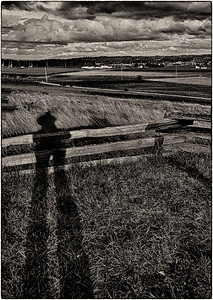 Shadow on the Prairie