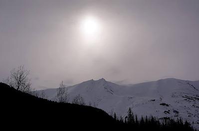 Near Portage Alaska