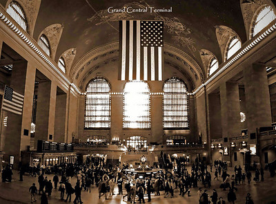 Grand Central Terminal - New York NY
